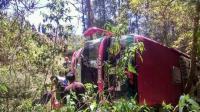 Polisi Sebut <i>Human Error</i> Penyebab Bus SMK PGRI Masuk Jurang