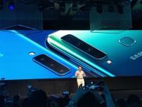 Samsung Galaxy A9 Resmi Meluncur dengan Konfigurasi 4 Kamera