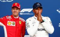 Hamilton Kecewa Vettel Tak Konsisten di F1 2018