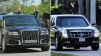 Mobil Dinas Donald Trump hingga Putin, Ternyata Buatan Dalam Negeri