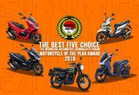 5 Motor Pilihan Forum Wartawan Otomatif Bersaing Jadi yang Terbaik