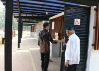 Tinjau Fasilitas bagi Penyandang Disabilitas di GBK, Jokowi: 80 Persen Sudah Baik