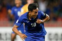 Timnas Thailand Rilis Skuad untuk Piala AFF 2018, Tak Ada Nama Teerasil Dangda