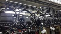 Setir Mobil Honda Jadi Incaran Pencuri