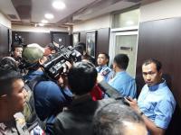 Polisi Lakukan Olah TKP Kasus Penembakan di Gedung DPR
