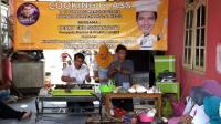 Emak-Emak di Bekasi Ikuti Pelatihan Wirausaha Rumahan dan Cooking Class Perindo