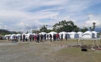 BNPB: Pengungsi Akibat Bencana di Sulteng Butuh 18 Ribu Tenda Hunian