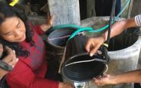 Sumur Warga Tercemar BBM, Airnya Bisa Digunakan Menyalakan Sepeda Motor