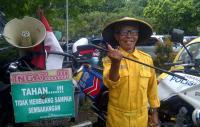 ASN di Bandung Wajib Selfie saat Buang Sampah