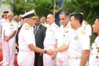 Komandan Seskoal Ingatkan Pentingnya Kerjasama Keamanan Maritim di Samudera Hindia