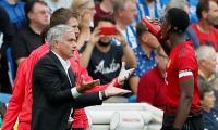 Pereira Klarifikasi soal Perseteruan Mourinho dan Pogba