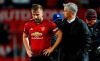 Mourinho Beri Lampu Hijau untuk Kontrak Baru Luke Shaw