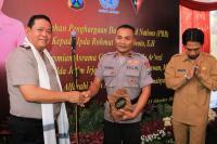 Penghargaan yang Diterima Ipda Rochmat dari PBB, Ternyata Palsu
