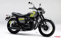 Minim Teknologi, Kawasaki 'Permak' Retro W800
