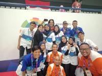 Ratusan <i>Volunteer</i> Asian Games Dikabarkan Belum Menerima Honor, Ternyata Ini Penyebabnya