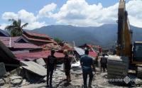 Hunian Rumah Sementara Disiapkan untuk Korban Gempa Sulteng