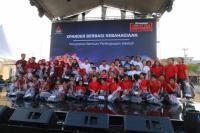 XPANDER ToRH Medan Berbagi Kebahagiaan Nyata Bersama Anak Yatim