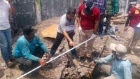 Polisi Rekonstruksi Kasus Air PDAM Berwarna Merah Darah di Dekat Rumah Jokowi