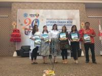 MNC Group Gelar Seminar Literasi Zaman Now di Undiknas Denpasar