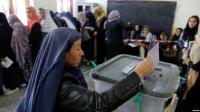 Meski Diserang dan Diancam, Jutaan Warga Afghanistan Tetap Ikut Pemilu