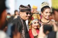 Menpar Arief Yahya: Gandrung Sewu Kembali Masuk Kalender Wisata Nasional 2019