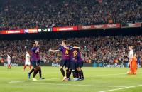 Hasil Pertandingan Barcelona vs Sevilla di Ajang Liga Spanyol 2018-2019