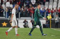 Juventus Diimbangi Genoa, Allegri: Gara-Gara Kami Pikirkan Man United