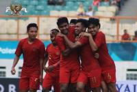 Susunan Pemain Timnas Indonesia U-19 vs Qatar di Piala Asia U-19