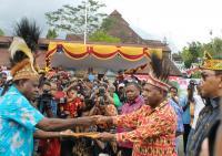 Bupati Jayapura: Pengakuan Masyarakat Adat, Kekuatan Pembangunan