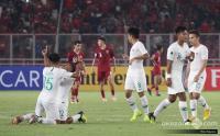 Cuplikan Gol Rivaldo Ferre yang Buat Kocar-kacir Pertahanan Qatar
