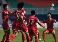Hasil Pertandingan Korea Utara vs Irak di Piala Asia U-19 2018