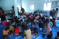 101 Anak Korban Gempa dan Tsunami Sulteng Dilaporkan Hilang
