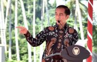 Tanggapi Polemik Dana Kelurahan, Jokowi: Hati-Hati Banyak Politikus Sontoloyo!