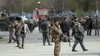 Ledakan Besar Guncang Kabul