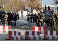 Demonstran Diserang Pembom Bunuh Diri di Kabul, 6 Orang Diduga Tewas
