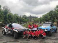 Mobil Listrik ITS Keliling Indonesia Selama 100 Hari