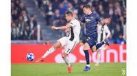 Aksi Anak Pjanic, Ikuti Gaya Selebrasi Ronaldo Usai Bobol Gawang Man United