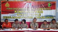 RS Polri: Surat Kematian Penumpang Lion Air Akan Dikeluarkan Disdukcapil