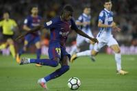 Sang Agen Ungkap Alasan Dembele Absen Bela Barcelona Kontra Betis