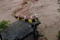 Jembatan Penghubung Antardesa di Cianjur Ambles, Aktivitas Warga Lumpuh