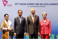 Indonesia Ajak Tiongkok Berkolaborasi dalam Konsep Indo-Pasifik