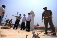 Revitalisasi Situs Kesultanan Banten Tahap Awal Ditargetkan Selesai pada Akhir 2018