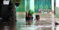 Antisipasi Bencana Banjir dan Longsor, Pemprov Jambi Lakukan Sidak