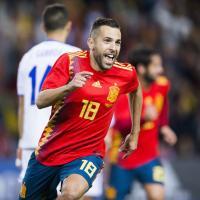 Jordi Alba: Saya Tak Punya Masalah dengan Enrique
