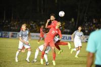 Fandi Ahmad Akui Gol Filipina Buah dari Kelalaian Timnya