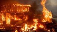 Korban Tewas dalam Kebakaran Hutan California Bertambah Jadi 48 Orang