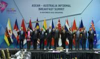 Presiden Jokowi Hadiri Pertemuan dengan Negara Mitra ASEAN