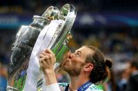 Eriksen Percaya Level Bale Mendekati Messi dan Ronaldo
