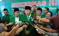 Tentukan Dukungan di Pilpres 2019 Besok, PPP Muktamar Jakarta Ajak Kubu Romi Islah