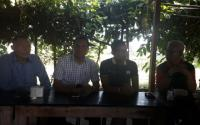 Sarapan Soto Bathok di Yogyakarta, Sandiaga: Rasanya Luar Biasa